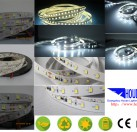 5M 300 LED Strip light 2835 SMD IP20 IP65 High Luminous flux Green/blue/red flexible strip lights