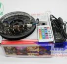 LED12V七彩灯条5050套装音乐声控
