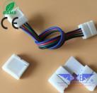 LED高质便捷连接器4拼线配件