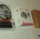 12V软灯条5050RGB防水 44键 5A电源盒装 套装