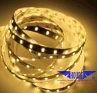 厂家直销LED12V超亮led灯带裸板5630柜台装修60珠软灯条单色暖白